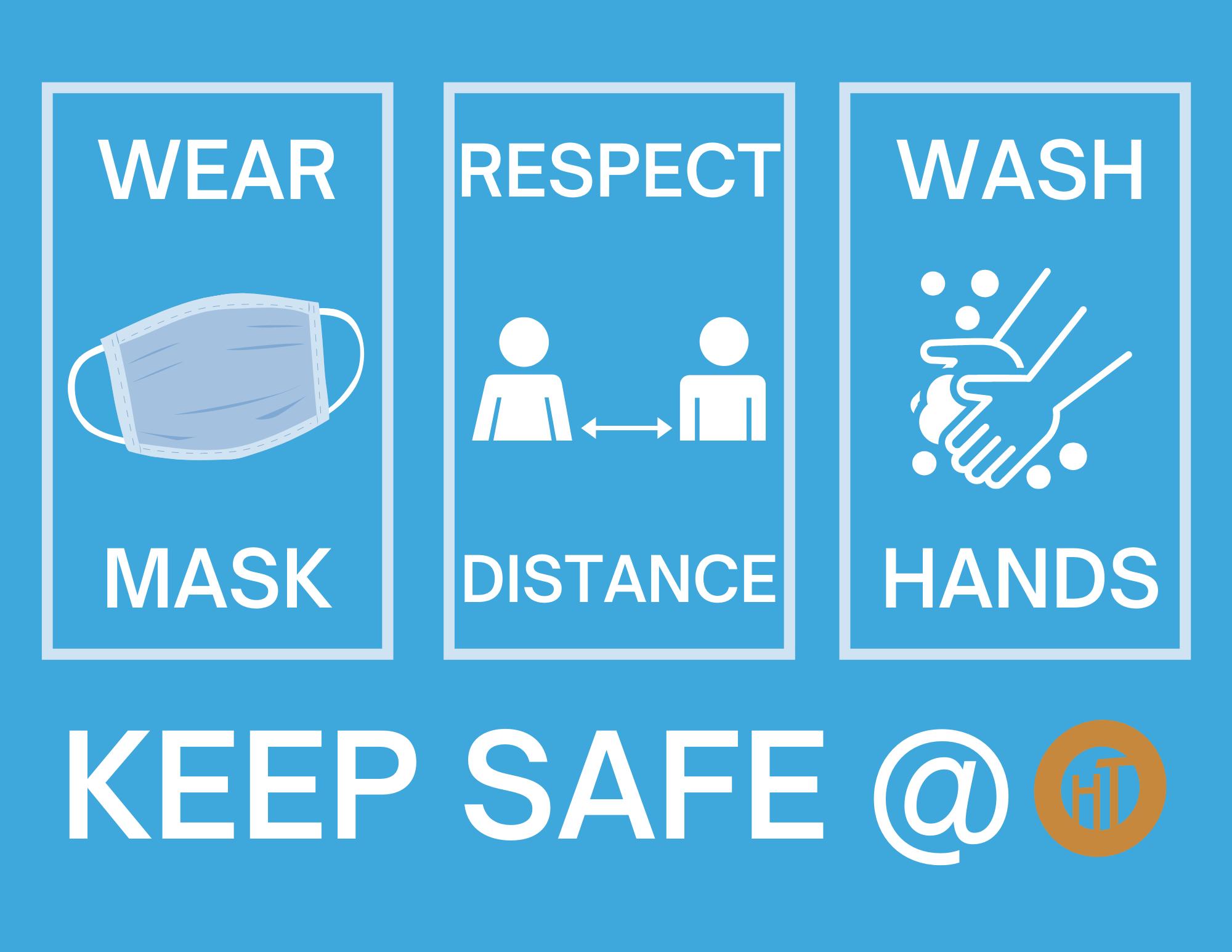 Stay Safe @ HT